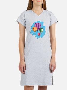 Hot Air Balloons Women's Nightshirt