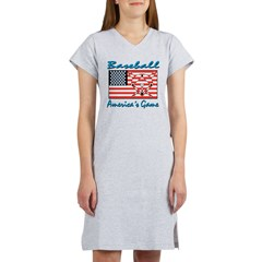 Baseball Women's Nightshirt
