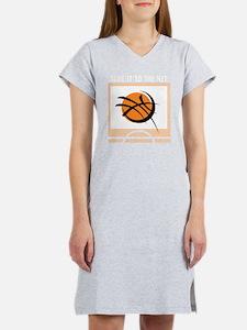 """Basketball """"Take It To The Ne Women's Nightsh"""