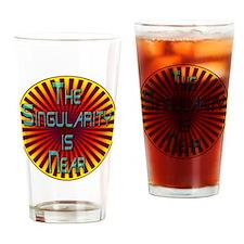 Singularity Vortex Drinking Glass