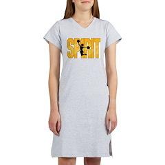 Cheerleading Spirit Women's Nightshirt