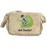 Got Touche? Messenger Bag