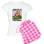 Addicted To Football Women's Light Pajamas
