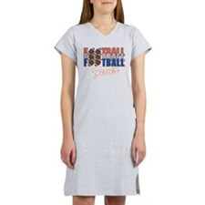 Football Fever Women's Nightshirt