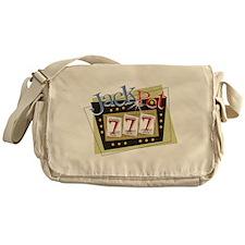 Jackpot 777 Messenger Bag