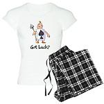 Ace Of Spade (Got Luck?) Women's Light Pajamas