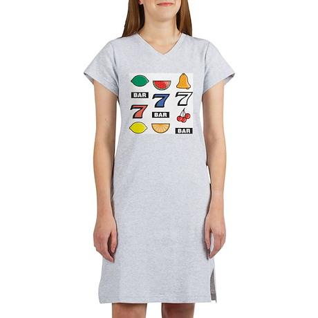 Slot Machine Women's Nightshirt