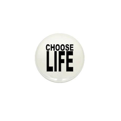 Choose Life Mini Button (100 pack)