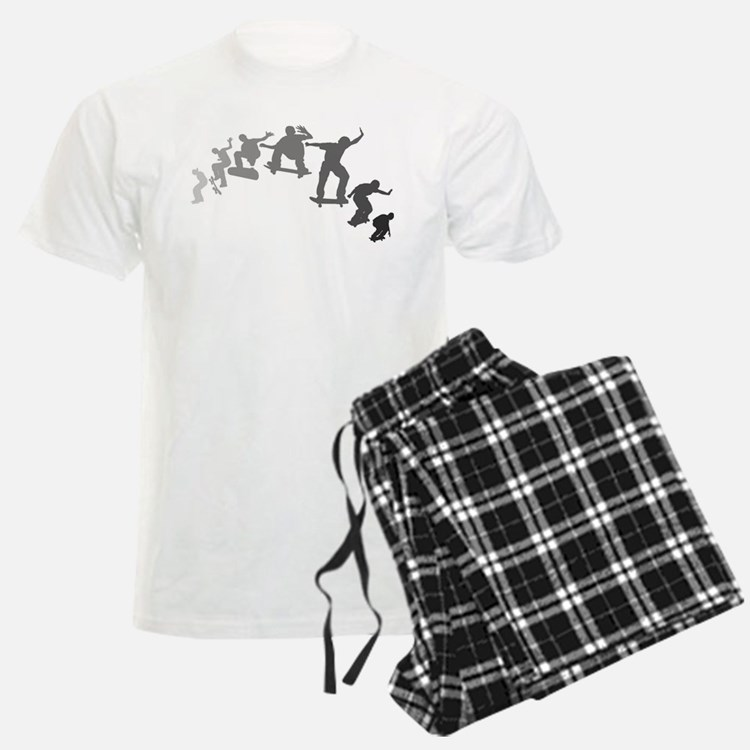 Skateboarding pajamas