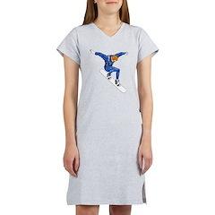 Skydiving Women's Nightshirt