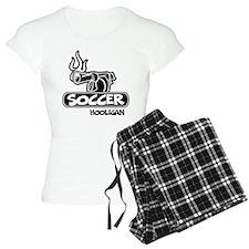 Soccer Hooligan Pajamas