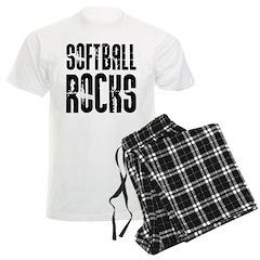 Softball Rocks Pajamas