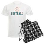 Softball Men's Light Pajamas
