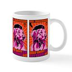 PEACE dog - Golden Retriever Mug
