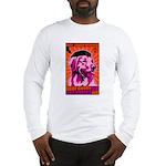 PEACE Golden Retriever Long Sleeve T-Shirt
