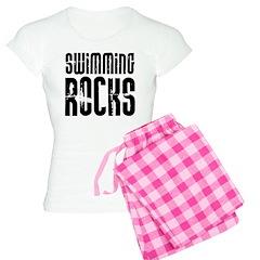 Swimming Rocks Pajamas