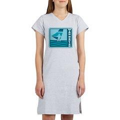 Wind Surfing Women's Nightshirt