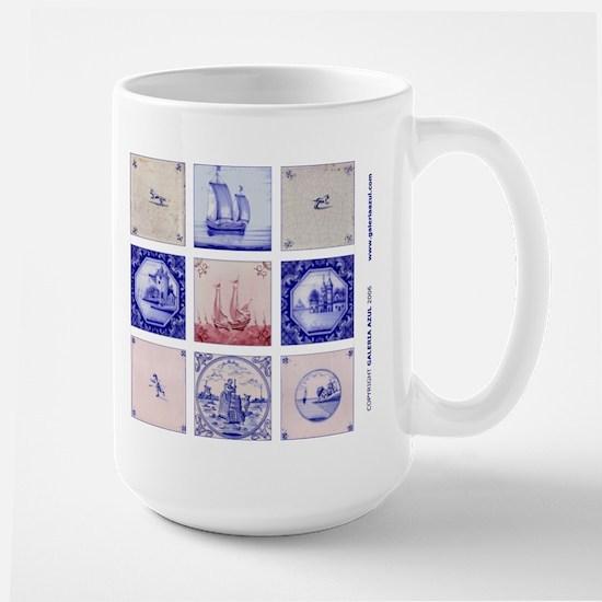 Assorted Tiles: Large Mug