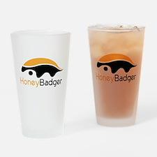 Honey Badger Cobra Yummy Drinking Glass