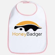 Honey Badger Cobra Yummy Bib