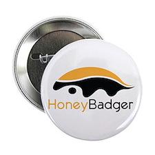 "Honey Badger Cobra Yummy 2.25"" Button"