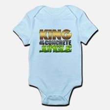 King Of The Concrete Jungle Infant Bodysuit