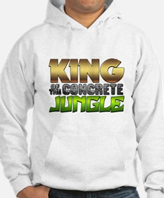 King Of The Concrete Jungle Hoodie