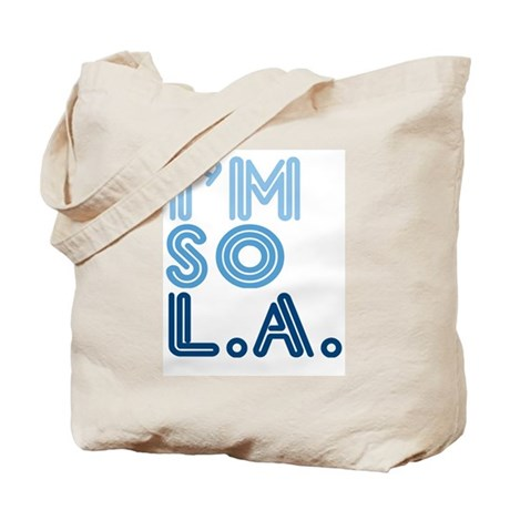 I'M SO L.A. Tote Bag