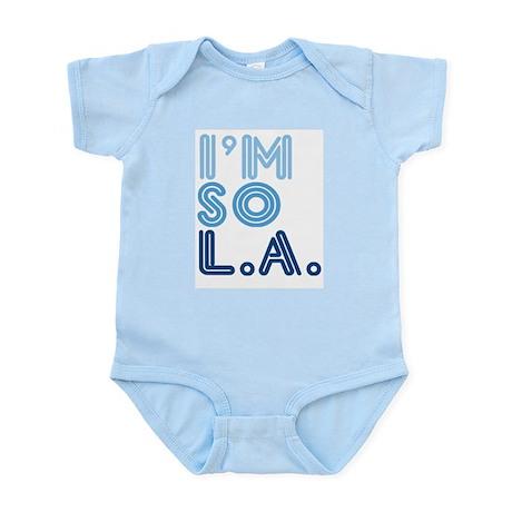 I'M SO L.A. Infant Creeper