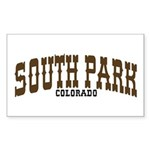 SOUTH PARK Rectangle Sticker