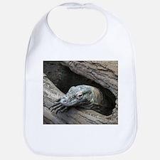Komodo Dragon Bib
