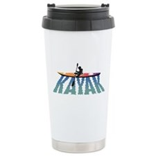 Kayak Ripple Travel Coffee Mug