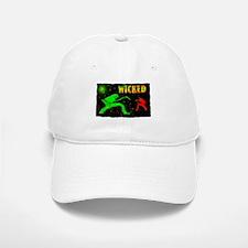 wicked guitarist Baseball Baseball Cap