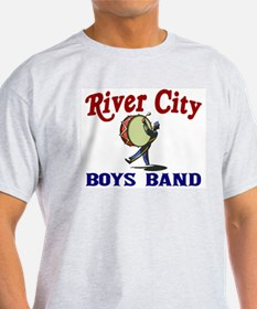 River City Boys Band Ash Grey T-Shirt