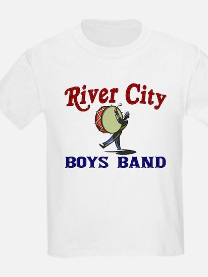 River City Boys Band Kids T-Shirt