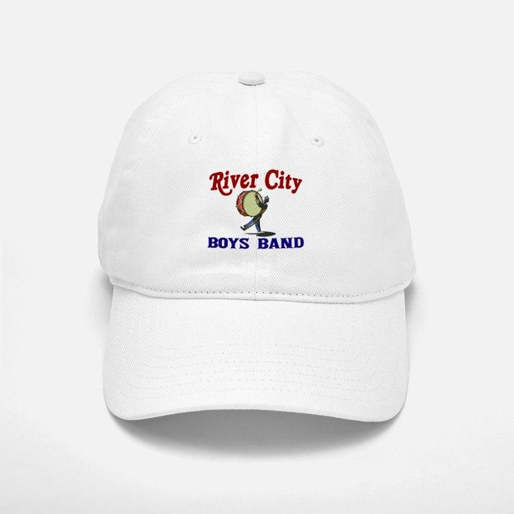 River City Boys Band Baseball Baseball Cap