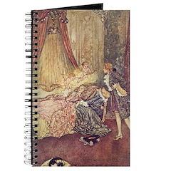 Dulac's Sleeping Beauty Journal