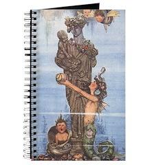 WH Robinson's Little Mermaid Journal