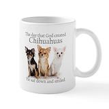 Chihuahua Small Mugs (11 oz)
