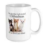 Chihuahua Large Mugs (15 oz)