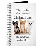 Chihuahua Journals & Spiral Notebooks