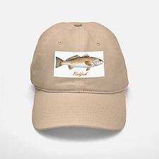 Redfish Baseball Baseball Cap