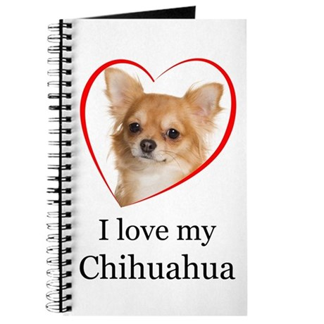 Love My Chihuahua Journal