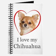 Love My Chihuahua Journal