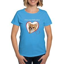 Love My Chihuahua Tee