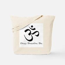 Unique Breathe Tote Bag