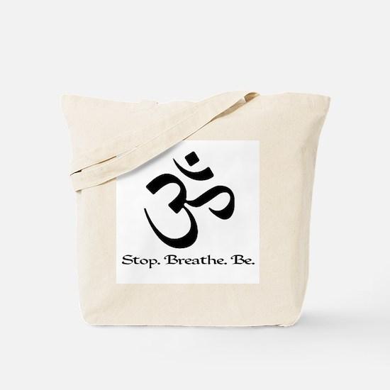 Unique Meditate Tote Bag