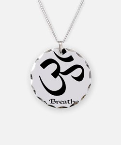 Cute Om Necklace