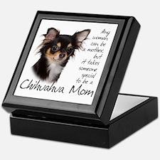 Chihuahua Mom Keepsake Box