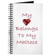 Maltese Tees Journal